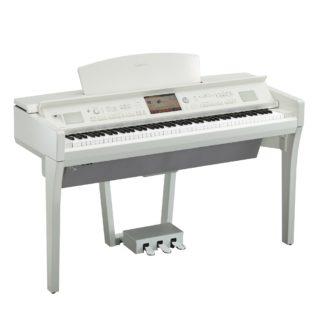 Yamaha CVP-709PWH цифровой рояль