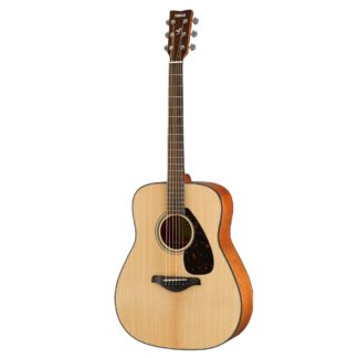 Yamaha FG800 акустическая гитара