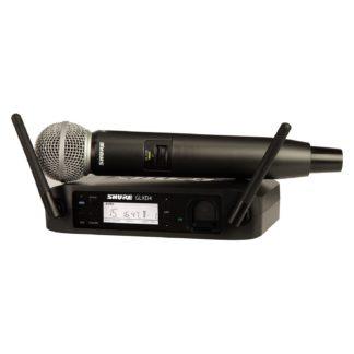 Shure GLXD24E/SM58 Z2 2.4 GHz радиосистема