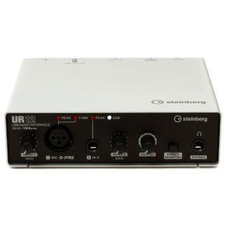 Steinberg UR12 USB аудиоинтерфейс
