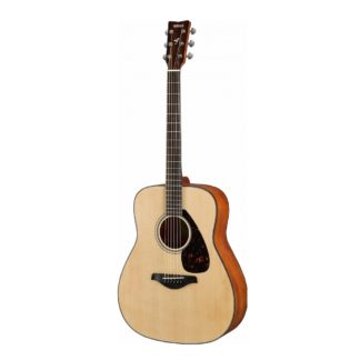 Yamaha FG800M NATURAL акустическая гитара