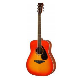 Yamaha FG820 акустическая гитара