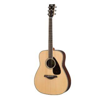 Yamaha FG830 акустическая гитара