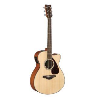 Yamaha FGX800C электроакустическая гитара