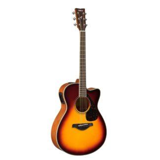 Yamaha FGX820C электроакустическая гитара
