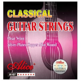 Alice A107-N струны для классической гитары
