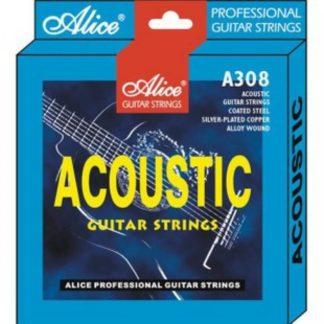 Alice A308-SL струны для акустической гитары
