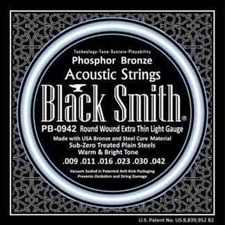 Blacksmith BR-0942 струны для акустической гитары