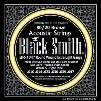 Blacksmith BR-1047 струны для акустической гитары