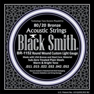 Blacksmith BR-1152 струны для акустической гитары