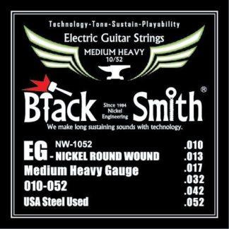 Blacksmith NW-1052 струны для электрогитары