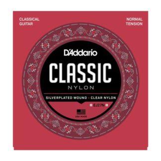 D'Addario EJ27N струны для классической гитары