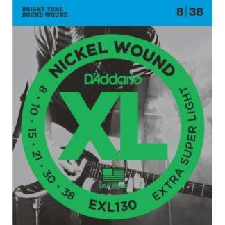 D'Addario EXL130 струны для электрогитары