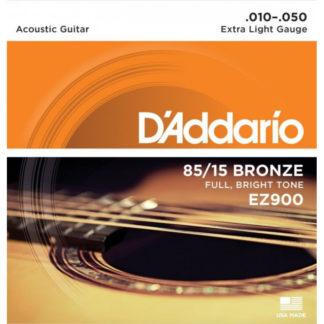 D'Addario EZ900 струны для акустической гитары