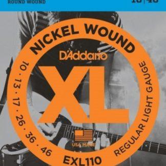 D'Addario EXL110 струны для электрогитары