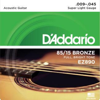 D`Addario EZ890 струны для акустической гитары