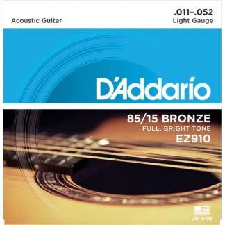 D'Addario EZ910 струны для акустической гитары