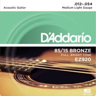 D'Addario EZ920 струны для акустической гитары
