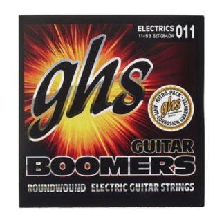 GHS GB-LOW струны для электрогитары