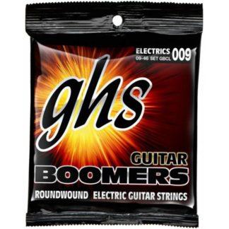 GHS GBCL струны для электрогитары