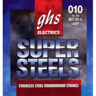 GHS ST-L струны для электрогитары