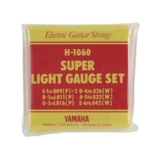 Yamaha H1060 струны для электрогитары
