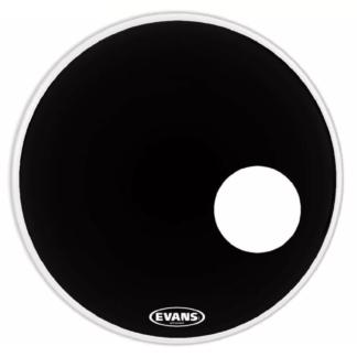 Evans BD22RB-22EQ3 пластик для бас-барабана