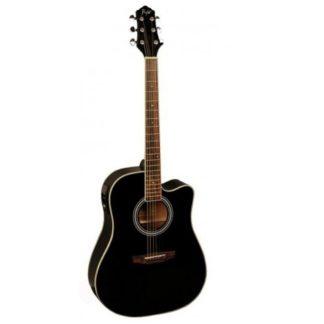 Flight AD-200CEQ электроакустическая гитара