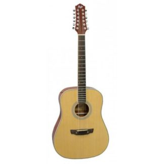 Flight D200/12 акустическая гитара