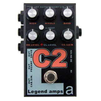 AMT C-2 гитарный преамп