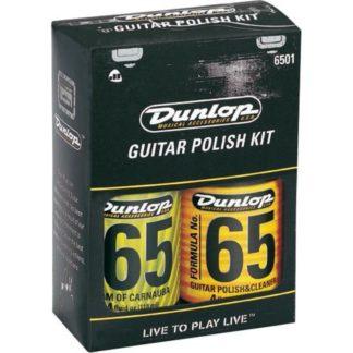 Dunlop 6501 Formula 65 набор для ухода за гитарой