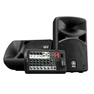 Yamaha STAGEPAS400BT акустическая система