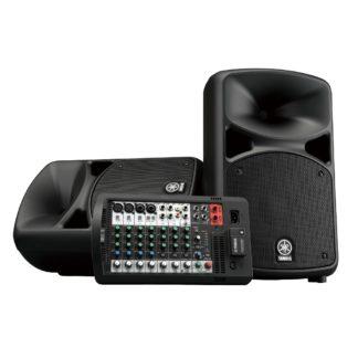 Yamaha STAGEPAS600BT акустическая система