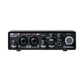 Steinberb UR22C аудиоинтерфейс