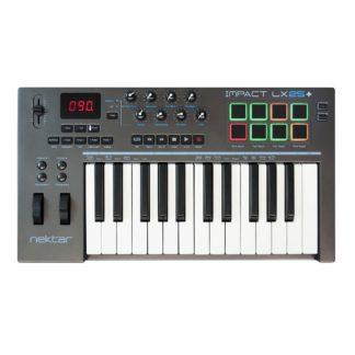 Nektar Impac LX 25+ MIDI-клавиатура