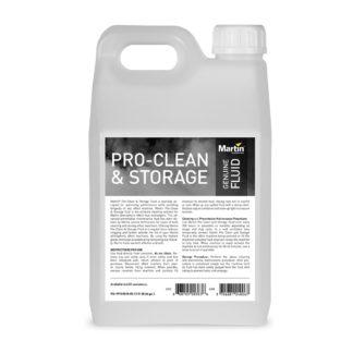 Martin Pro Clean and Storage жидкость для генераторов эффектов