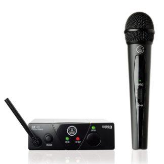 AKG WMS40 Mini Vocal Set BD US25A радиосистема