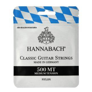 Hannabach 500MT струны для гитары