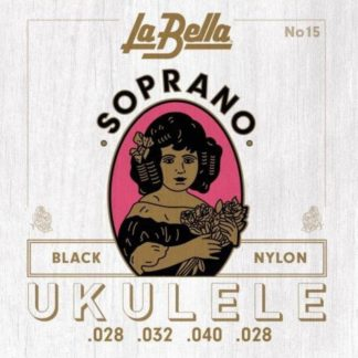 La Bella Ukulele №15 струны для укулеле