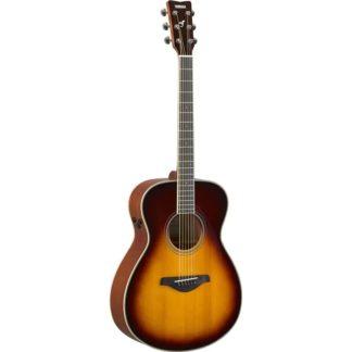 Yamaha FS-TA трансаукстическая гитара