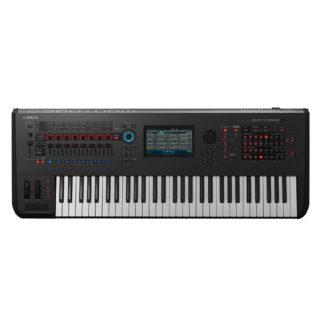 Yamaha Montage 6 синтезатор