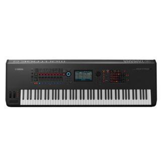 Yamaha Montage 8 синтезатор