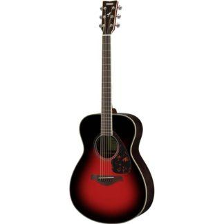 Yamaha FS830 акустическая гитара