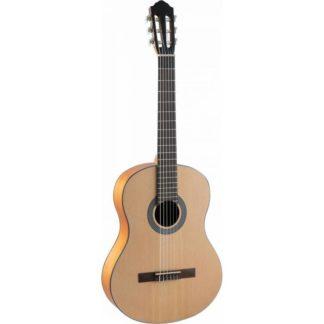 Flight C-100 4/4 классическая гитара