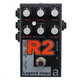 AMT Electronics R-2 гитарный преамп