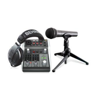 Behringer Podcastudio 2 USB комплект для записи звука