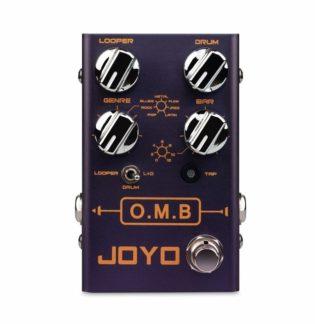 Joyo R-06-OMB-LOOP/Drummachine педаль эффектов