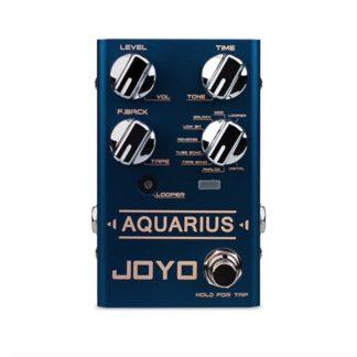 Joyo R-07-Aquariusdelay/LOOP педаль эффектов